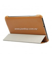 Lenovo IdeaTab A1000 Premium Folio Cover - Brown