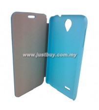 Lenovo A850 Flip Cover - Blue
