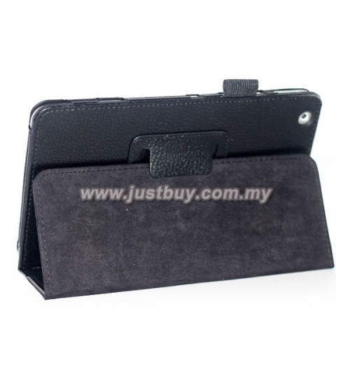 Lenovo Miix 2 8 PU Leather Case - Black