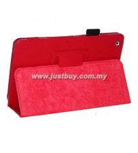 Lenovo Miix 2 8 PU Leather Case - Red