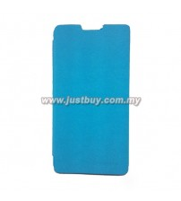 Lenovo P780 Flip Cover - Blue