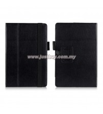 Microsoft Surface RT Folio Leather Case - Black