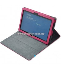 Microsoft Surface RT Premium Leather Case - Pink
