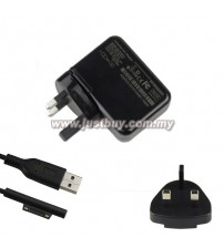 Microsoft Surface PRO 3/4/5 65W 2 In 1 USB Charger + Cable