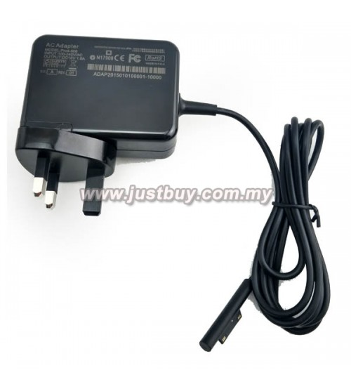 Microsoft Surface PRO 4 24W 15V 1.6A AC Wall Charger