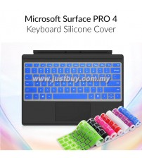 Microsoft Surface PRO 4 Keyboard Silicone Protector