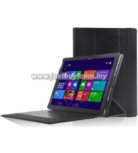 Microsoft Surface PRO 3 Folio Leather Case - Black
