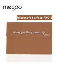Microsoft Surface PRO 3 Megoo Intelligent Protective Case - Brown