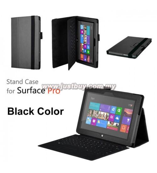 Buy Microsoft Surface Pro Leather Case Black Malaysia