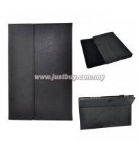 Microsoft Surface PRO Premium Leather Case - Black