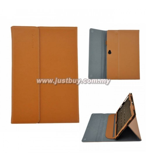 Microsoft Surface PRO Premium Leather Case - Brown