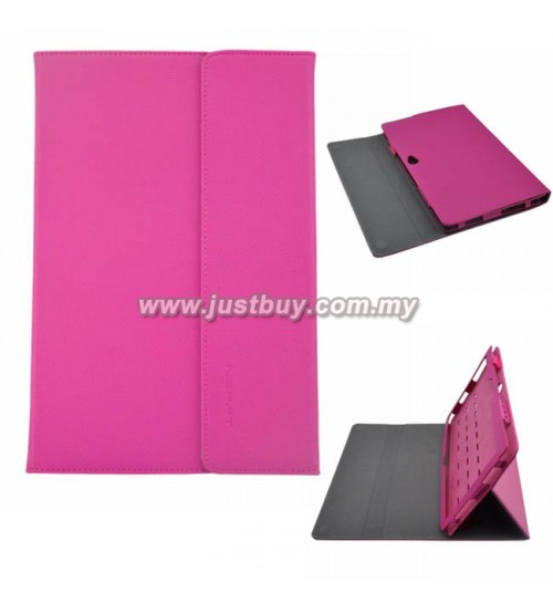 Microsoft Surface PRO Premium Leather Case - Pink