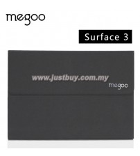Microsoft Surface 3 Megoo Intelligent Protective Case - Black