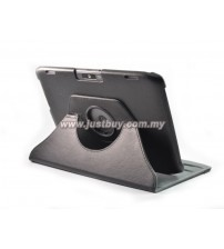 Motorola Xoom 2 360 Degree Rotation Leather Case