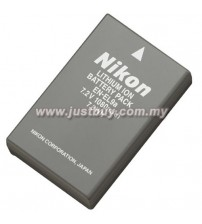 Nikon EN-EL19a Lithium Ion Battery 1080mAh