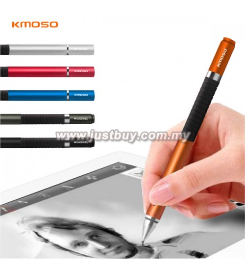 KMOSO 2 In 1 Super Fine Point Stylus Pen