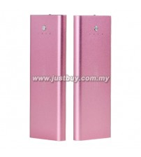 REMAX 5000mAh Ultra Slim Power Bank (Samsung SDI Battery) - Pink