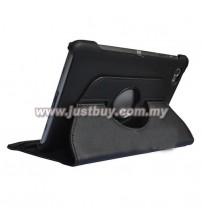 Samsung Galaxy Tab 7.7 P6800 360 Degree Rotation Case - Black