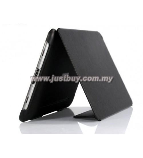 19f80f44c7c Buy Samsung Galaxy Tab 7.7 P6800 Book Cover Case - Black Malaysia