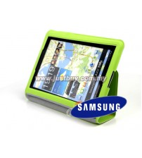 Samsung Galaxy Tab 7.7 P6800 Smart Case - Green