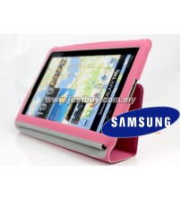 Samsung Galaxy Tab 7.7 P6800 Smart Case - Pink
