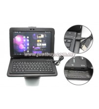 Samsung Galaxy Tab 8.9 P7300 Bluetooth Keyboard Leather Case