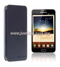 Samsung Galaxy Note OEM Flip Cover - Black