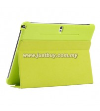 Samsung Galaxy Note 10.1 (2014) Book Cover - Green