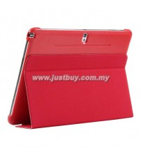 Samsung Galaxy Note 10.1 (2014) Book Cover - Red