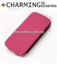 Samsung Galaxy S3 i9300 Kalaideng Charming II Series Ultra Slim Case - Pink