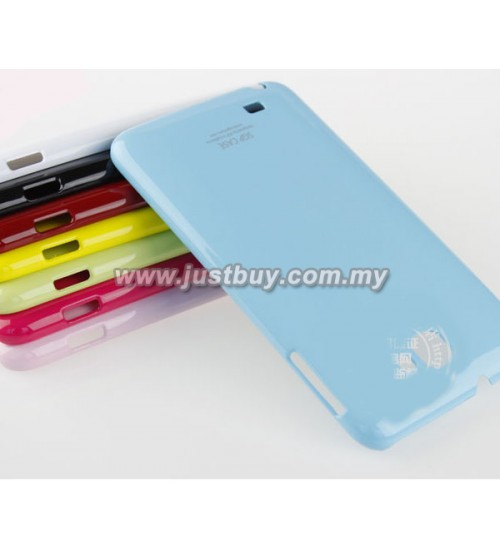 Samsung Galaxy Note SGP Case - Blue