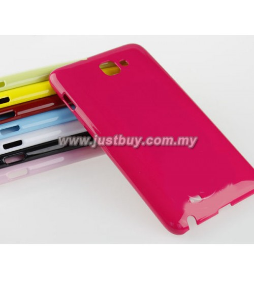 Samsung Galaxy Note SGP Case - Fuchsia