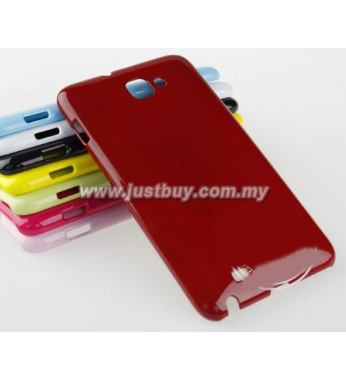 Samsung Galaxy Note SGP Case - Red
