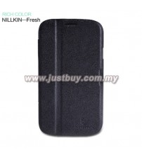 Samsung Galaxy Grand Nillkin Fresh Flip Case - Black