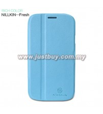 Samsung Galaxy Grand Nillkin Fresh Flip Case - Blue