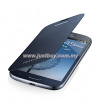 Samsung Galaxy Grand OEM Flip Cover - Black