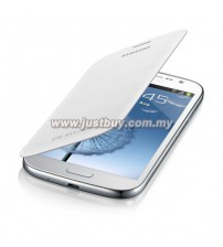 Samsung Galaxy Grand OEM Flip Cover - White