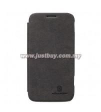 Samsung ATIV S I8750 Nillkin Shape Flip Case - Black