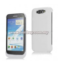 Samsung Galaxy Note 2 N7100 3600mAh Battery Back Case - White