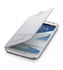 Samsung Galaxy Note 2 N7100 OEM Flip Cover - White