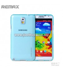 Samsung Galaxy Note 3 REMAX Super Pudding TPU Case - Blue