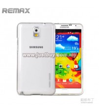 Samsung Galaxy Note 3 REMAX Super Pudding TPU Case - Transparent