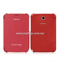 Samsung Galaxy Note 8.0 Book Cover - Red