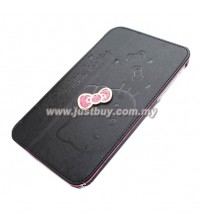 Samsung Galaxy Tab 7.0 P6200 P3100 Hello Kitty Case - Black