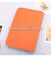 Samsung Galaxy Tab2 7 P3100 BELK Protective Microfiber Slim Case - Orange