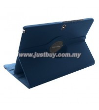 Samsung Galaxy Note PRO 12.2 / Tab PRO 12.2 Rotating Leather Case - Blue