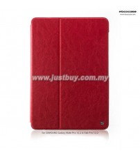 Samsung Galaxy Note PRO 12.2 / Tab RPO 12.2 HOCO Leather Case - Red