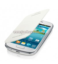 Samsung Galaxy S3 Mini OEM Flip Cover - White