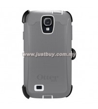 Samsung Galaxy S4 OEM Otterbox Defender Case - Grey