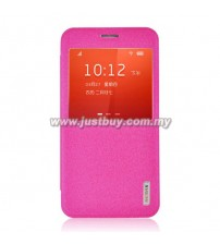 Samsung Galaxy S5 REMAX Youth Series Flip Case - Pink